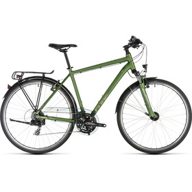 Cube Touring toerfiets groen